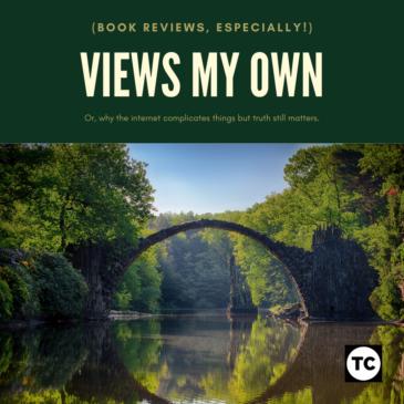 Views My Own.