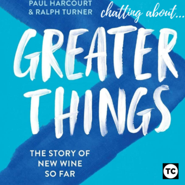 Chatting about 'Greater Things'