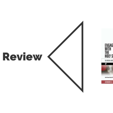 Book Review: Engaging with The Holy Spirit