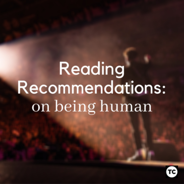 Reading Recommendations: On Being Human