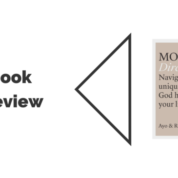 Book Review: MORE Direction