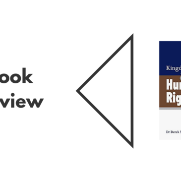 Book Review: Kingdom Theology and Human Rights